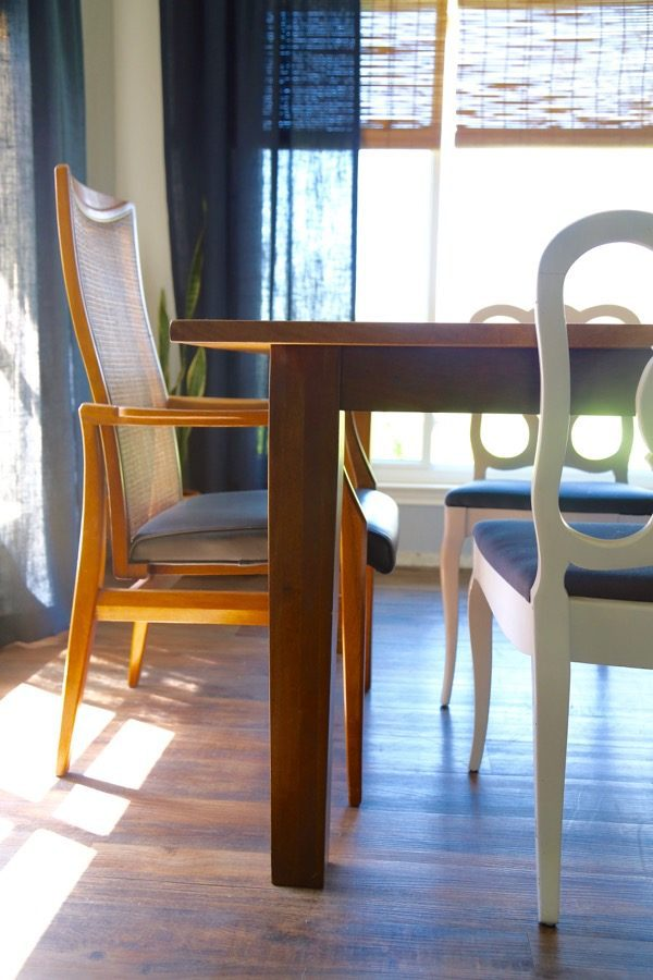A review of the Basque dining table from Crate & Barrel - this post even has an update from FIVE YEARS later with thoughts on how the table is holding up to a toddler. If you're in the market for a new dining room table this is a must-read!
