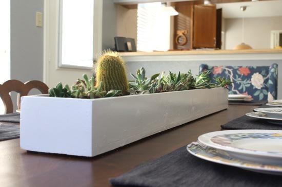 Gorgeous succulent planter DIY tutorial