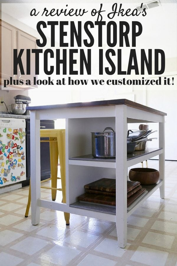 Ikea Hack Stenstorp Kitchen Island Love Amp Renovations