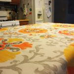 Quick & Easy Kitchen Curtains