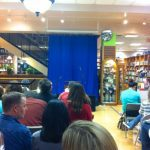 Book Signings and Blog Crushes