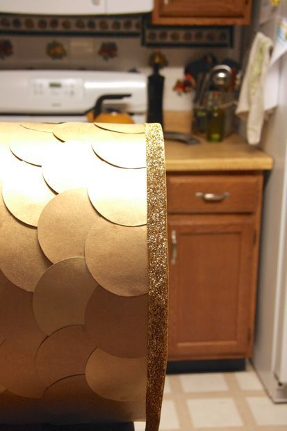 Easy DIY lampshade makevoer