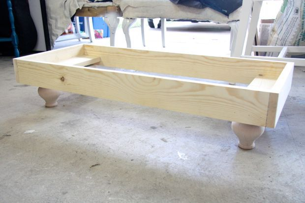 base for DIY bar cart