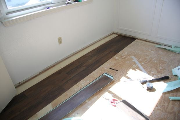 luxury vinyl plank flooring review