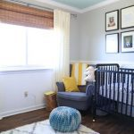 Room Reveal: A Serene, Neutral Nursery