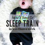 Sleep, Baby, Sleep – Part Two