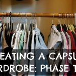 Fall Capsule Wardrobe: Phase Two