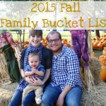 Our Fall Bucket List