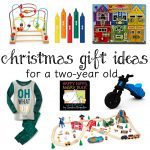 Christmas Gifts for a Two-Year Old