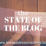State of the Blog