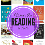 What I'm Reading {Non-Fiction}