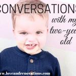 Conversations with Jackson, Volume 1