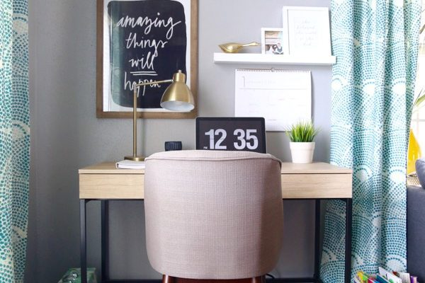 Creating A Home Office Nook