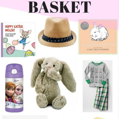 Ideas for the perfect Easter basket for toddler boys // Love & Renovations