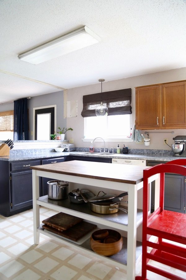 install a modern and beautiful beadboard backsplash in your kitchen or