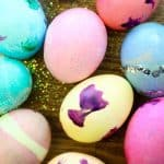 10 Tips for Dyeing Easter Eggs With Toddlers