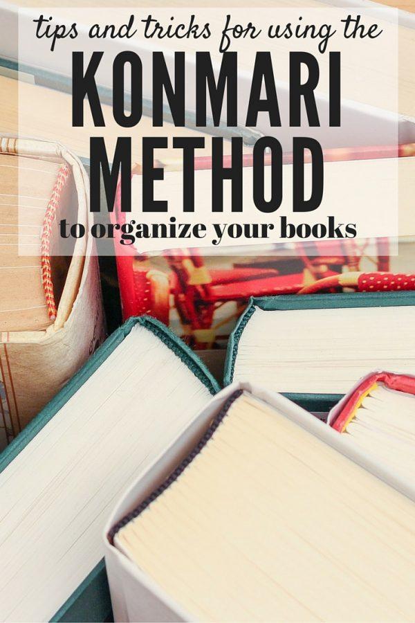 konmari method for books