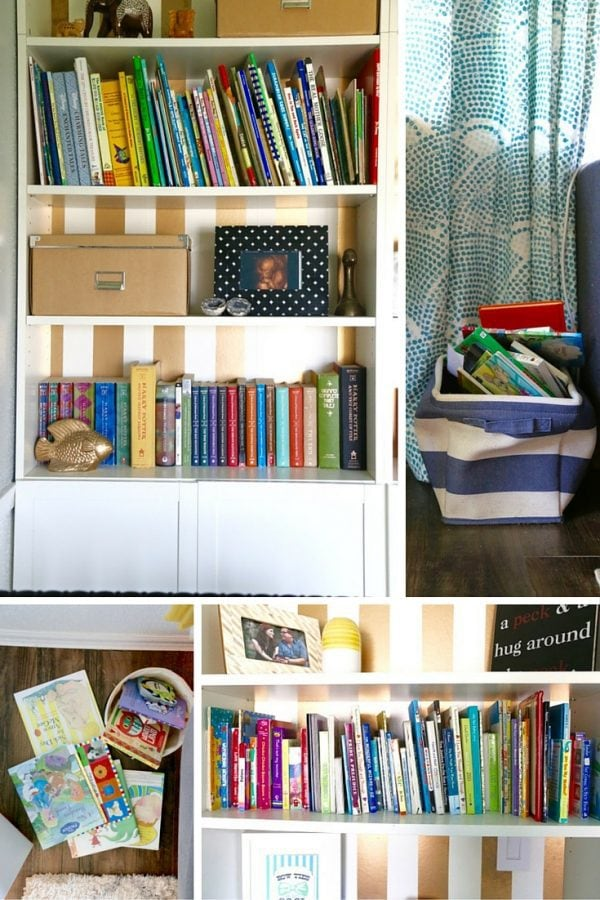 tips for decluttering books