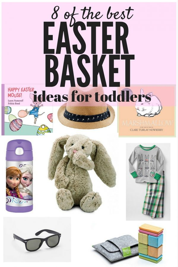 Eight awesome ideas for what to fill your toddler's Easter basket with this year