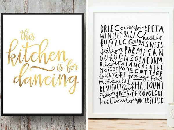 Etonnant Kitchen Wall Art Ideas