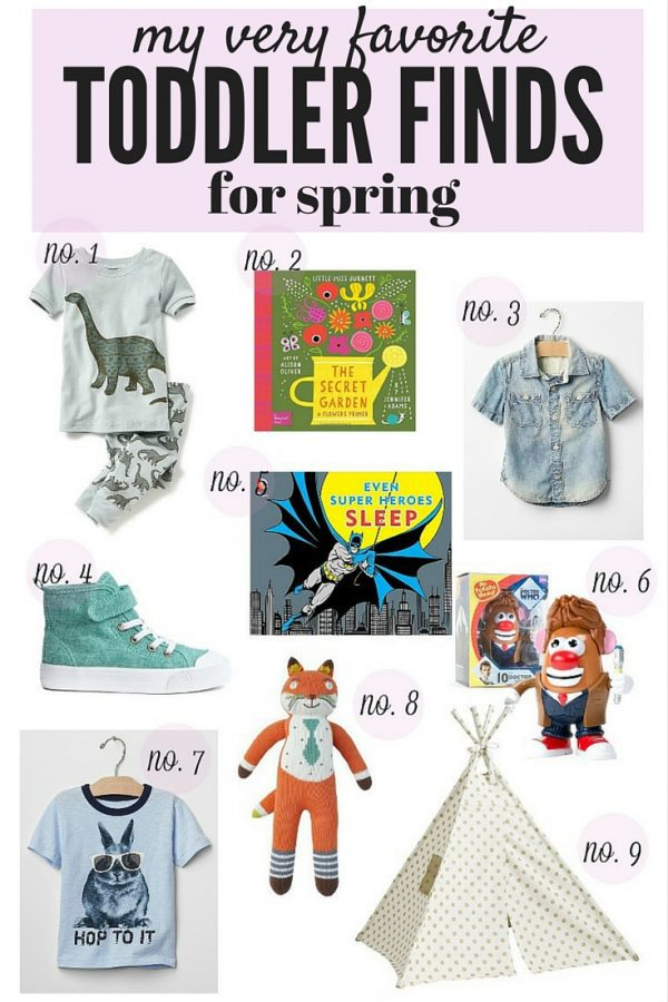 A roundup of a few of the very best purchases for toddlers right now - includes books, toys, and clothing! Links are in the post - don't miss out!