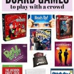 Board Games to Play With A Crowd