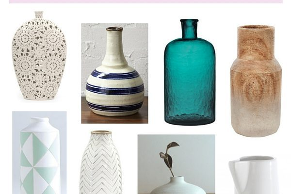 Need some new decor to brighten up your home? Here's a roundup of 10 gorgeous, affordable, and high-quality decorative vases!