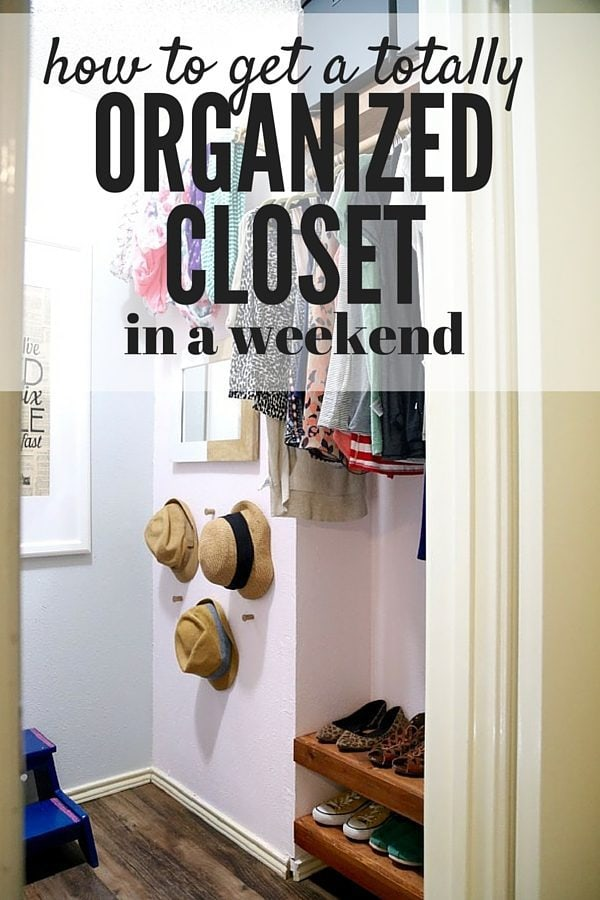 ... Closet Ideas To Help You Get Started On Your Own Master Closet  Renovation. This Post Is Sponsored By Rubbermaid, But All Opinions And Wild  Enthusiasm ...