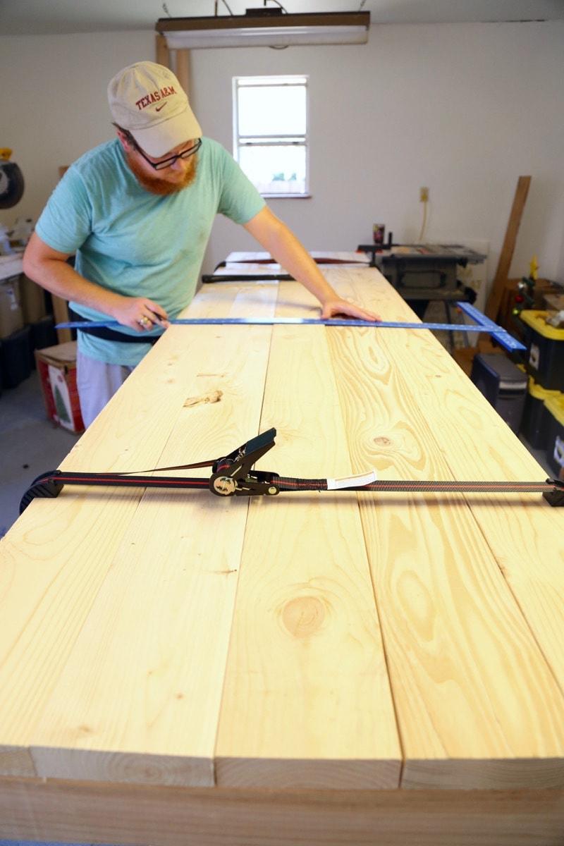 easy diy workbench tutorial