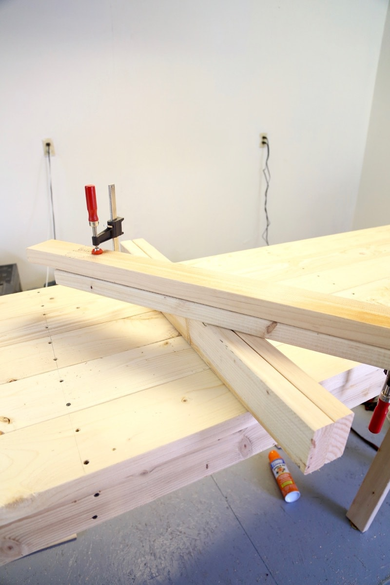 easy diy workbench