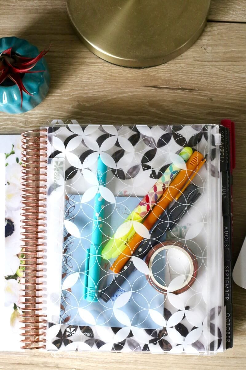 Erin Condren planner review