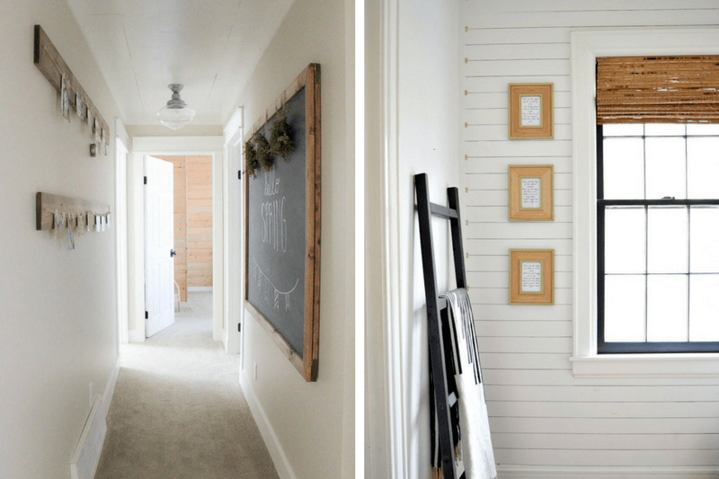 Narrow Entryway Design Ideas : Narrow hallway decorating ideas love renovations