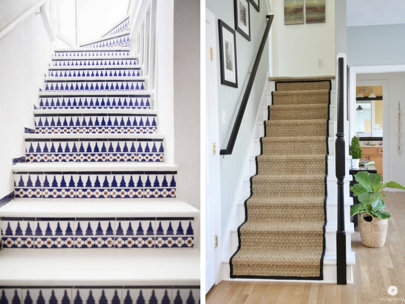 DIY Staircase Makeover Ideas