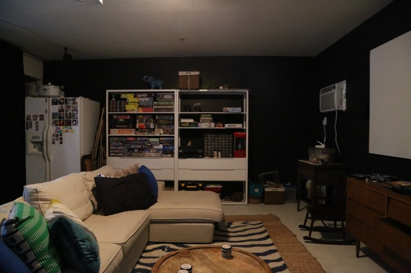 Ever have one of those rooms that you think is going to turn our awesome and it ends up being a total disaster? That's this room right here. See our confession on where we went wrong and how we plan to fix it!