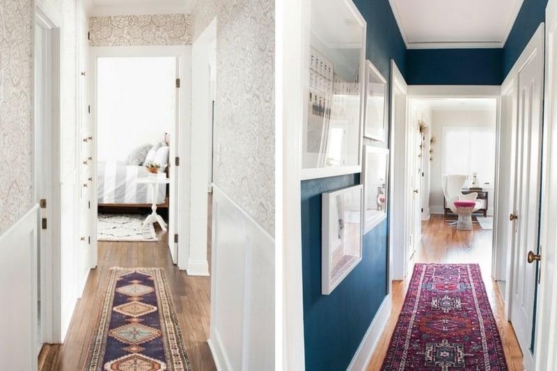 Really helpful narrow hallway decorating ideas