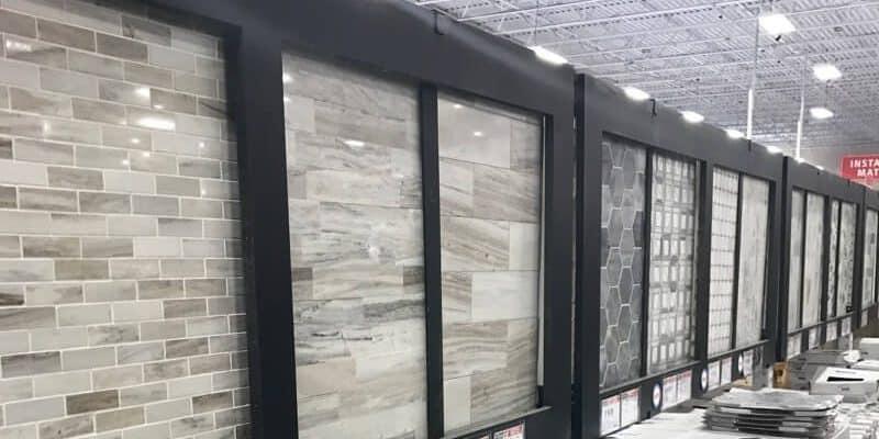 Bathroom Floor Tile Ideas Choosing Bathroom Tile Love Renovations - Quick bathroom renovation