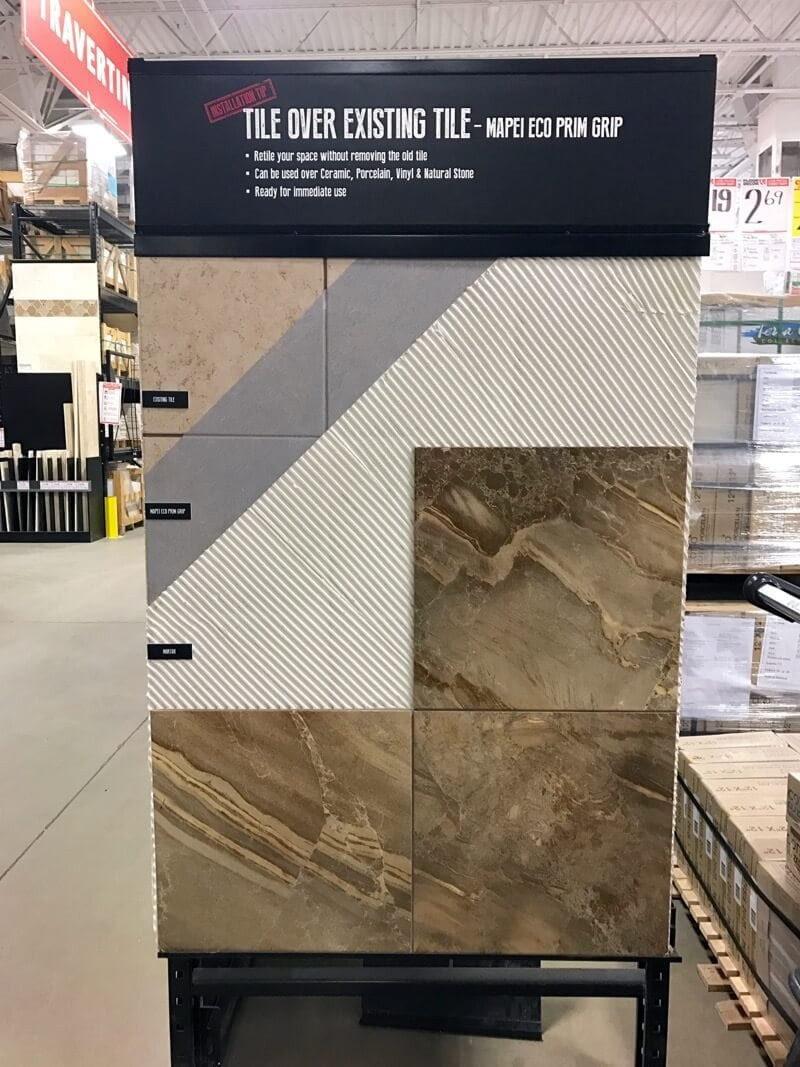 tips for tiling