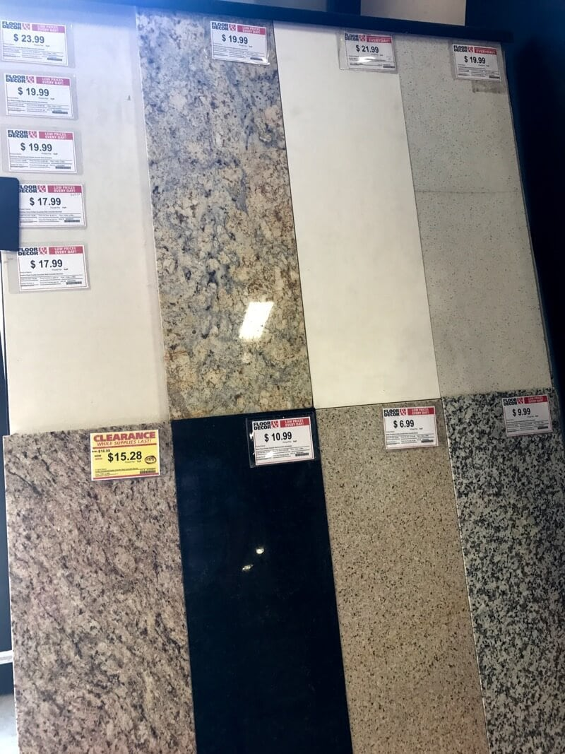 Making tile decisions love renovations big renovations can be so overwhelming and expensive but they dont have dailygadgetfo Image collections