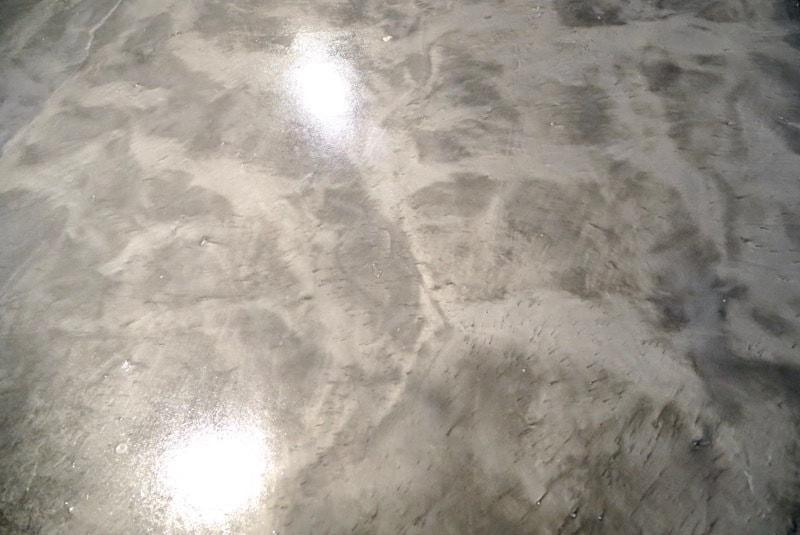 Rust-Oleum garage floor epoxy