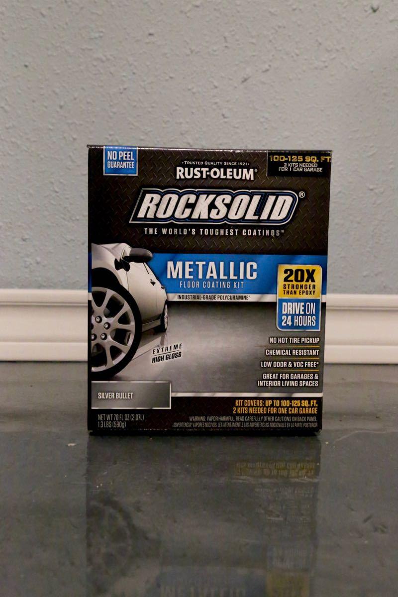 Rust-Oleum Rock Solid