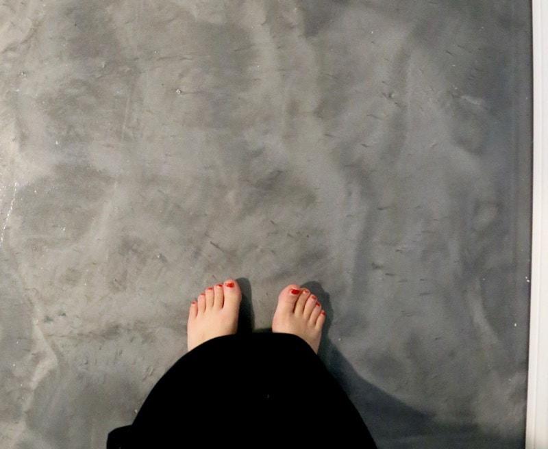 Rustoleum garage floor coating