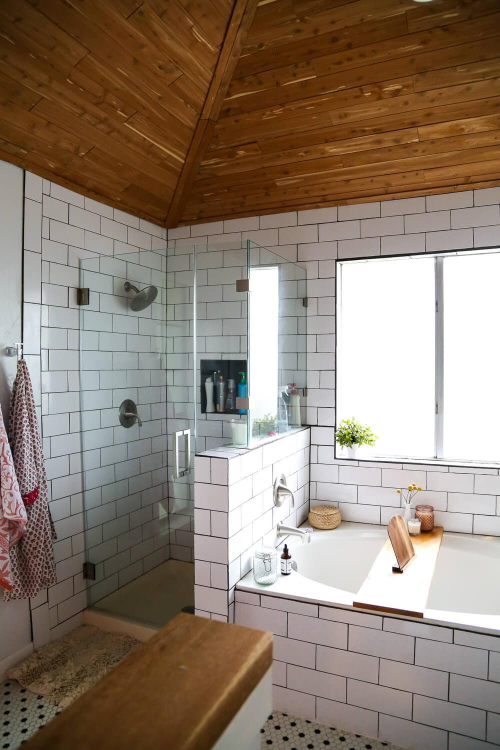 Our diy budget bathroom renovation love renovations for Affordable bathroom renovations