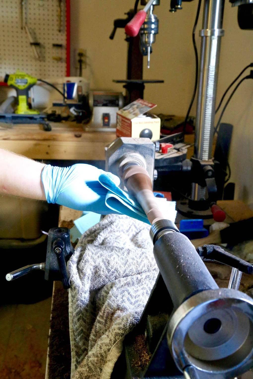 lathe DIY furniture legs