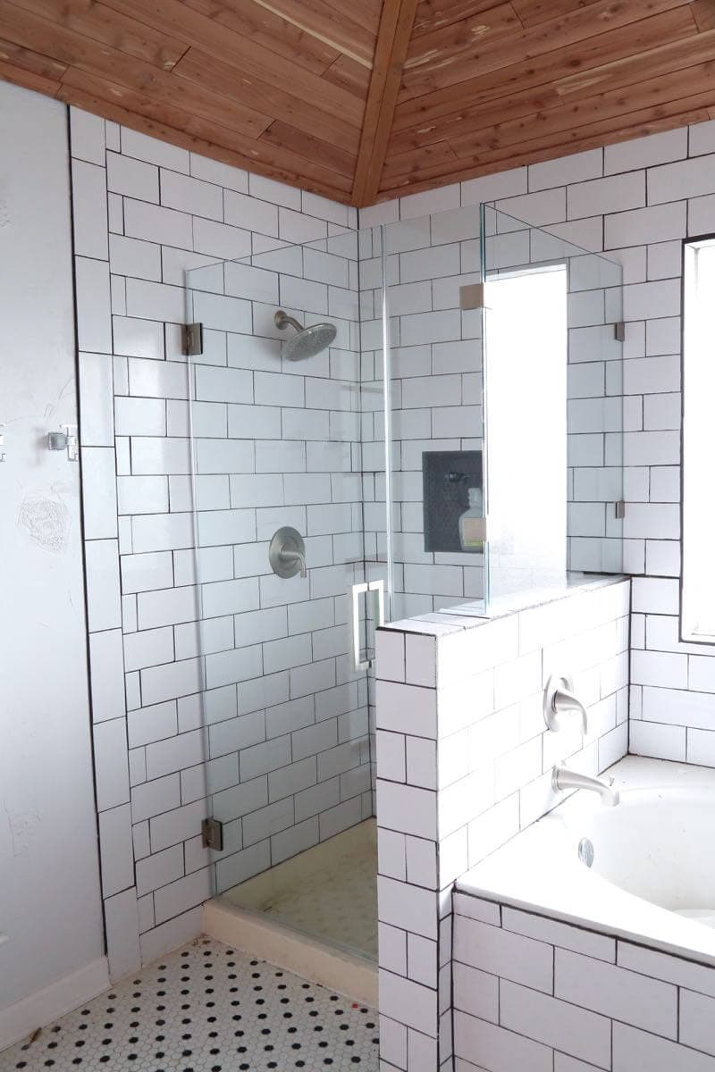 Bathroom renovations are overwhelming if you've never done it before! Here's a look at having frameless shower glass installed in your bathroom.
