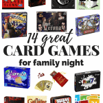 Our Favorite Card Games