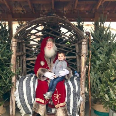 Christmas at Magnolia Market in Waco - so much inspiration and holiday cheer!