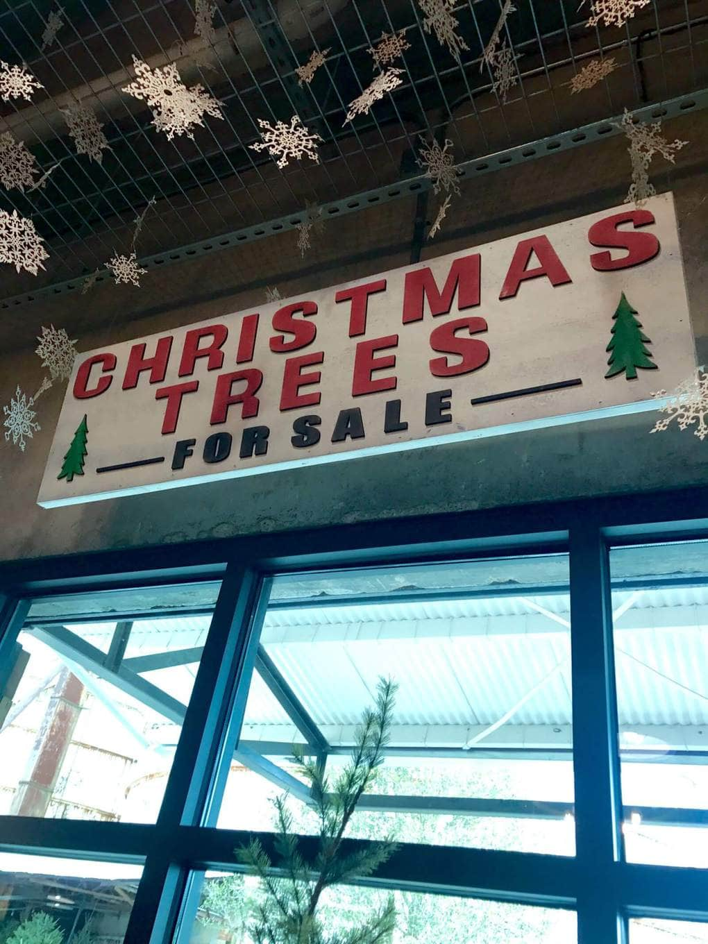 Magnolia Market Christmas decor