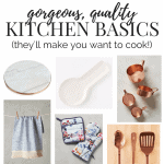 Friday Finds: Cute Kitchen Basics