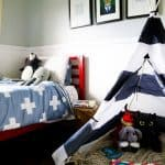 Jackson's Big Boy Bed