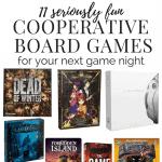 Favorite Cooperative Board Games